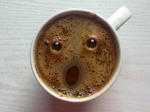 Coffee Face